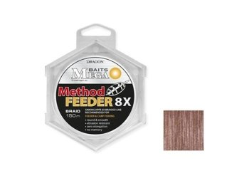 0,05 mm Magic Trout /Ø0,05mm Micro T-Braid 150m 3,63kg,8lbs gr/ün rot